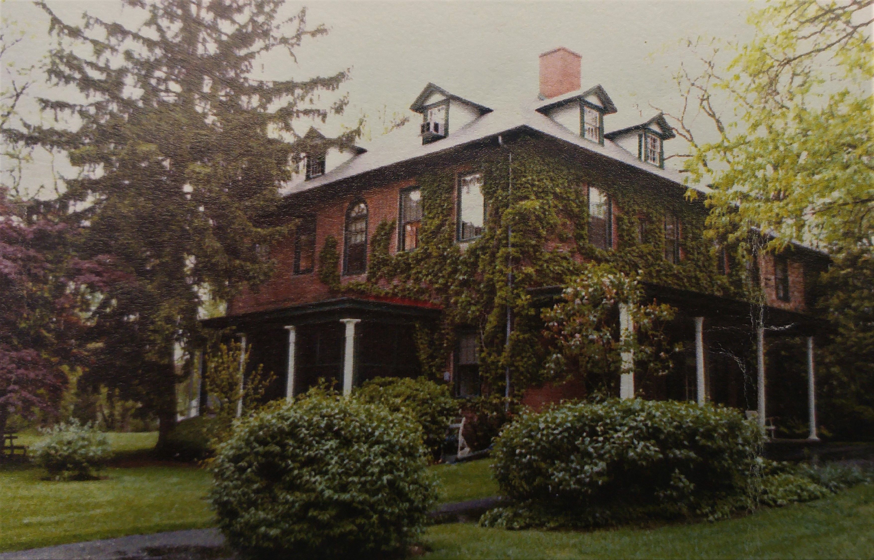 Ghost House\' on Gibson Road – Bucks County Adventures